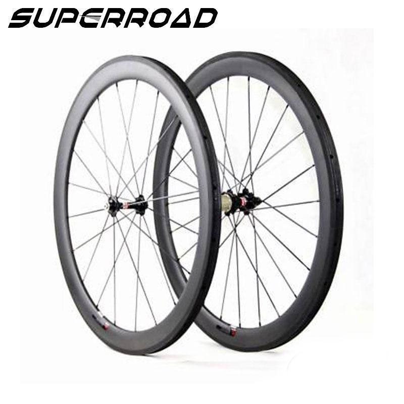 tubular wheels road bike
