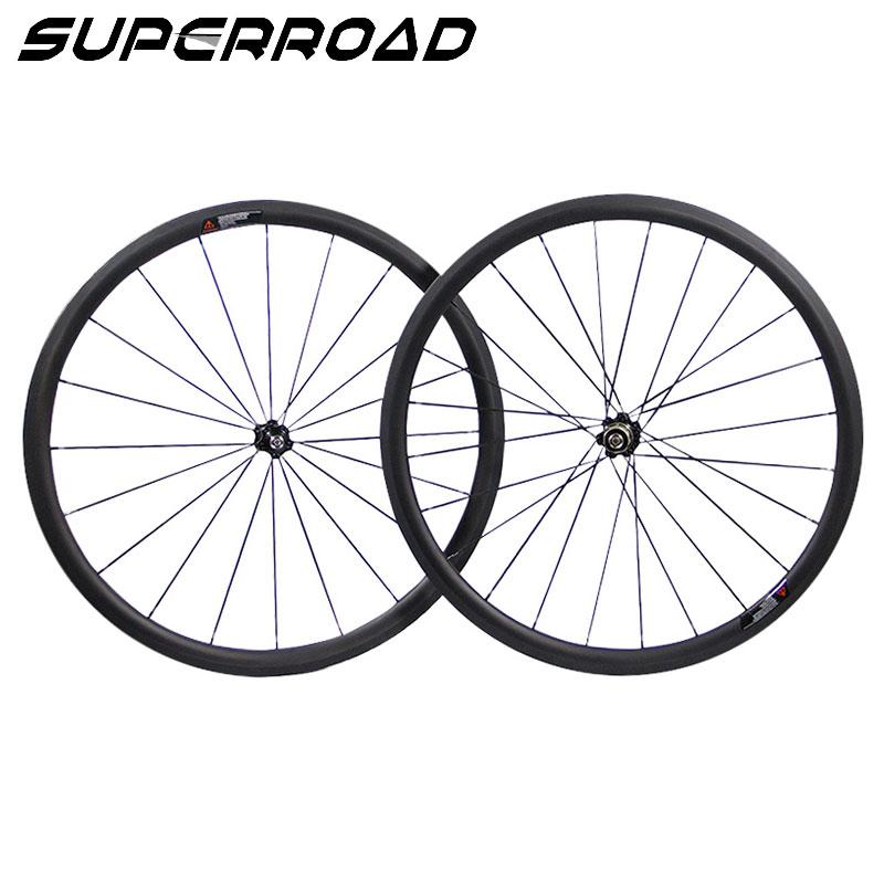 25mm tubeless road wheels