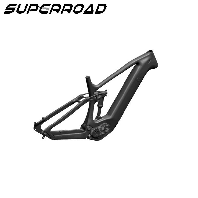e bike carbon frame