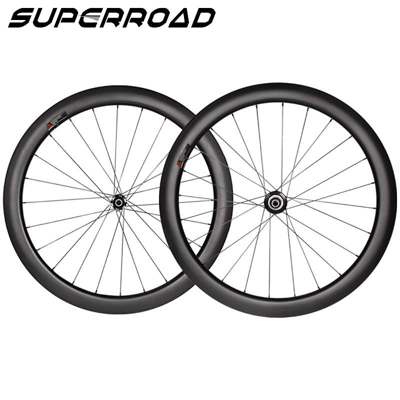 Road Bicycle Wheelset
