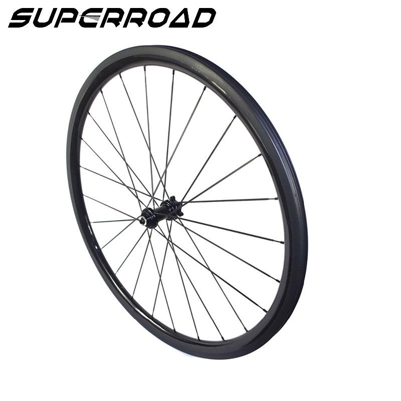 Road Bike Tubeless Wheels